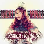 Nicki Minaj - Roman Holiday CD Cover