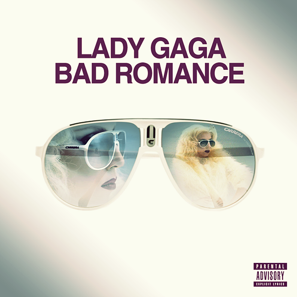 lady gaga bad romance album - photo #9