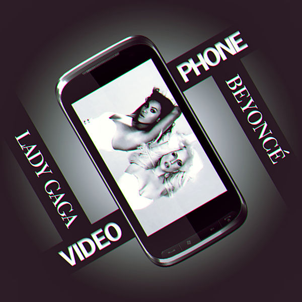 Beyonce feat Lady GaGa - Video Phone CD COVER by GaGanthony on ...