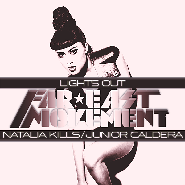 Natalia kills  far east movement - lights out (official video)