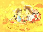 Cake Love - Ran Mori x Conan