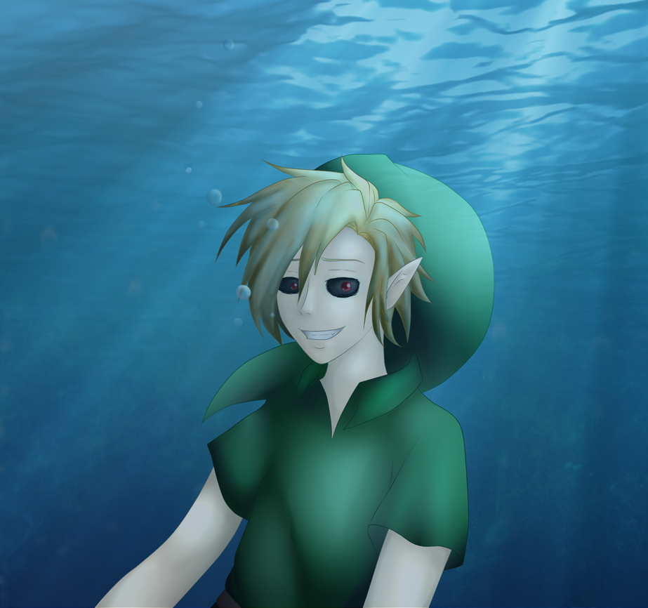 Ben Drowned by NekoXemi