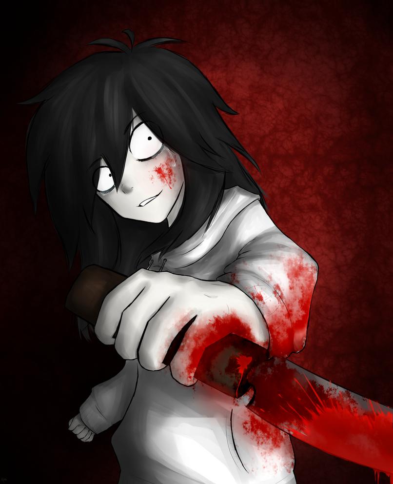 Jeff The Killer Wha-! by NekoXemi