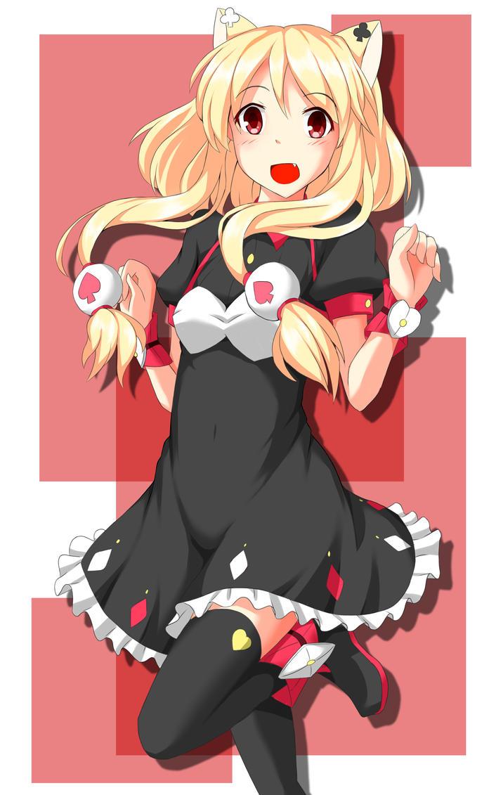 Req from *Ryuube: Minmi Fuyuzaki by adekrifki