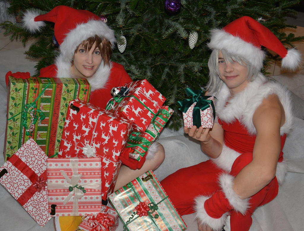 Merry Christmas! by Zack-Fair-7