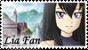 Lia Fan Stamp by rebecca0105
