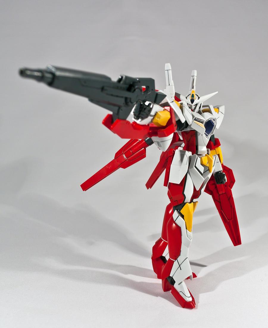 1/144 HG Ribbons Gundam by aryss-skahara
