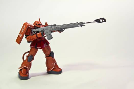 HG 1/144 MS-06S Zaku II [The Origin]