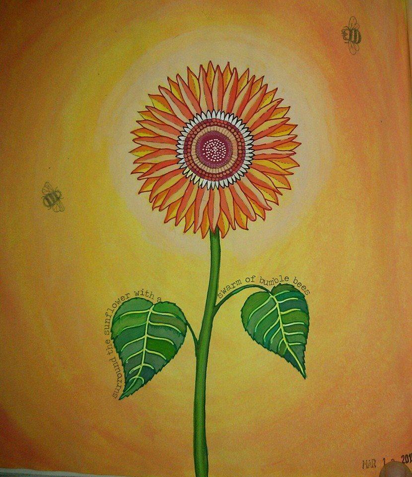 Sunflower by ShyniMoonStar