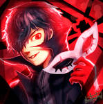 Main Character/Joker - Persona 5