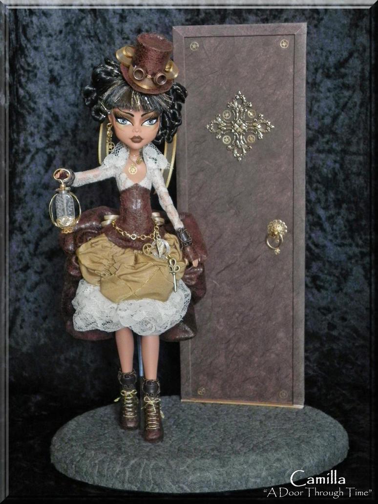Muñecas Steampunk (O eso dicen) - Página 3 Camilla__a_door_through_time__custom_steampunk_by_kriskreations-d5bocoq