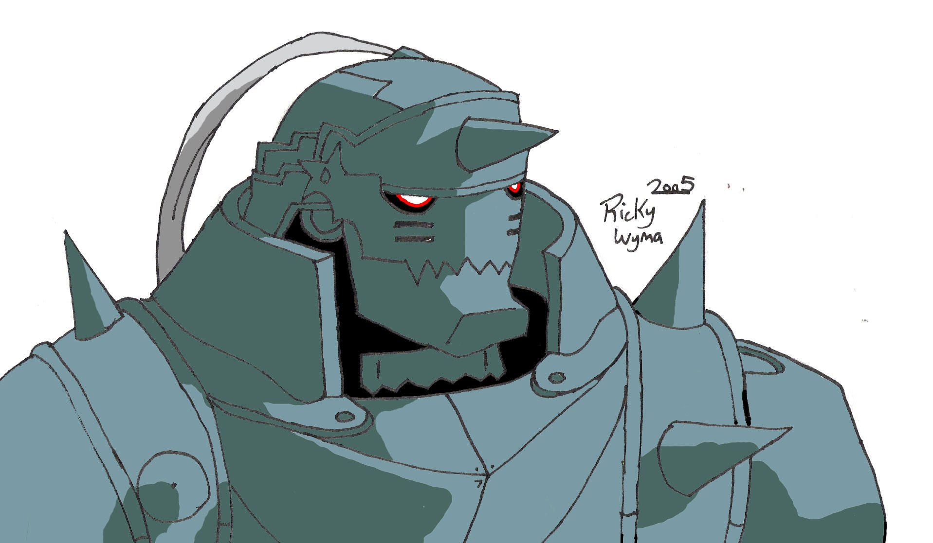 Alphonse Armor