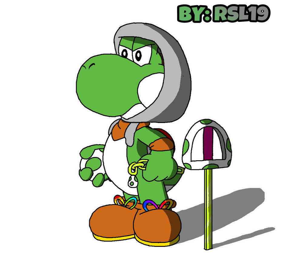 Rogue Key Blader Greeny Yoshi - He Returns..but.. by Greeny-Yoshi-RSL19