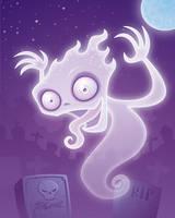 Ghostie by fizzgig