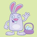 Easter Bunny Stock Vector