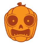 Halloween Jack O Lantern by fizzgig