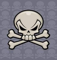 Skull and Crossbones by fizzgig