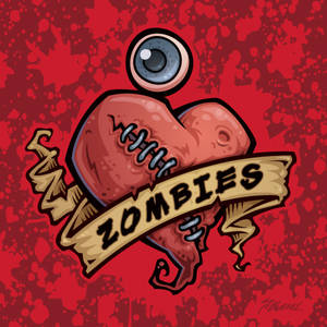 I Love Zombies with Blood
