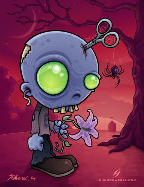 zombie jr