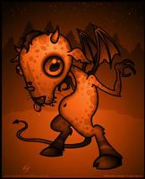JERZEE DEVIL KID by fizzgig