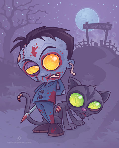 pet sematary by fizzgig