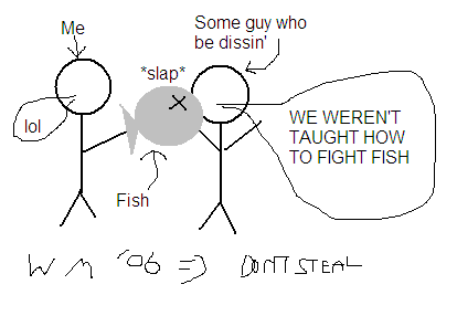 FISH SLAP by THS-