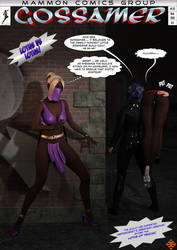 Gossamer Issue 23 By Dangerguy01 by M-Hadley