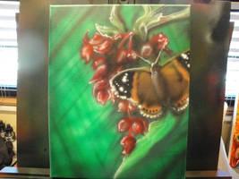 Butterfly by BankyOne