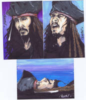 Live: Jack Sparrow by BankyOne