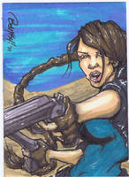 live: Lara Croft by BankyOne