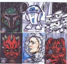 Star Wars Galaxy 7-16
