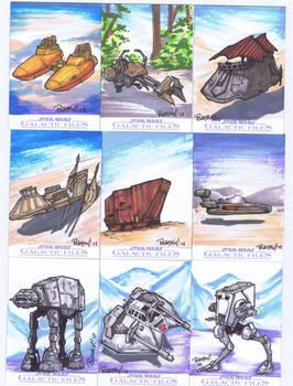 Galactic Files: Vehicles 1