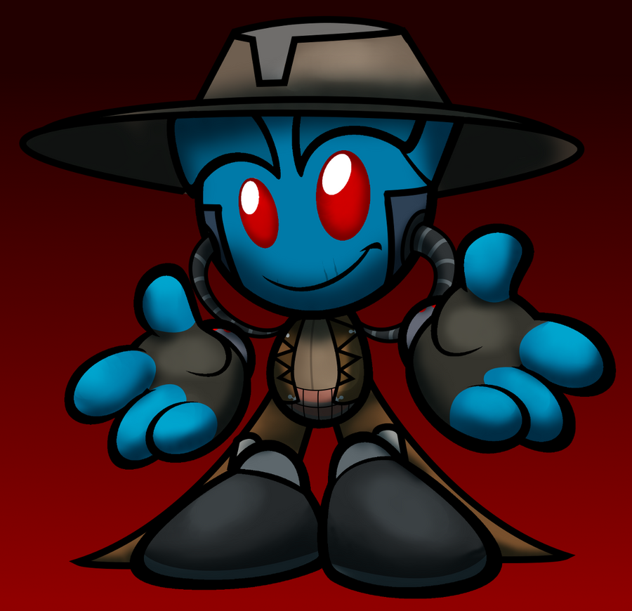 Cad Bane Fella by Wolf-Divide