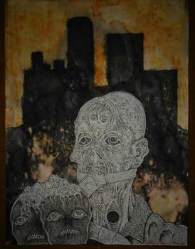Inhabitants of Dead Cities