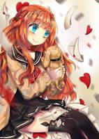 Love letter by Kiroko-chi