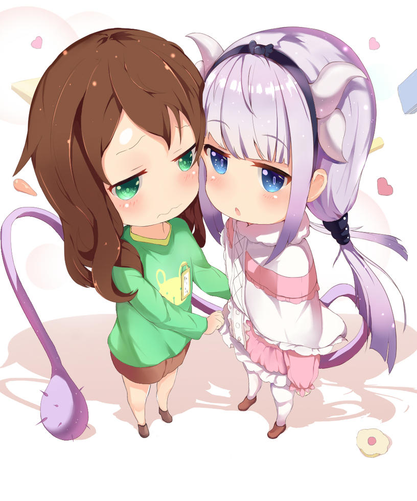 Female Anime Characters Male Reader : Little triple kanna male child reader riko by psajchol on