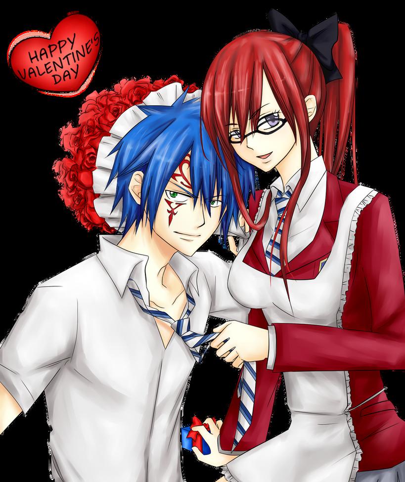 Jerza Happy Valentine's Day by 268514
