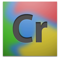 cs4 style google chrome icon by mikemartin1200
