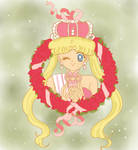 Crown Usagi Christmas