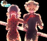 Miraculous Ladybug Render
