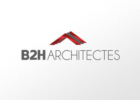 B2H Architectes Logo