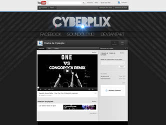 Cyberplix's Youtube Channel