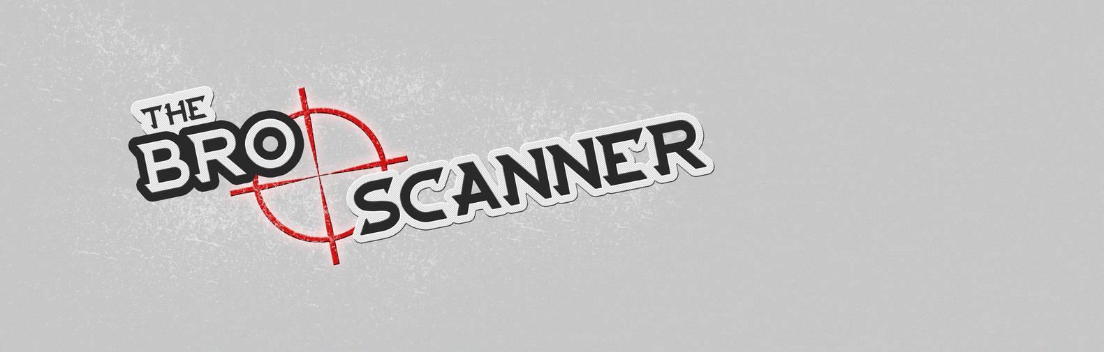 The Bro Scanner logo