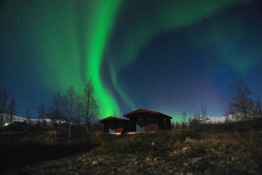 Casey Polar Lights Foto Raflar