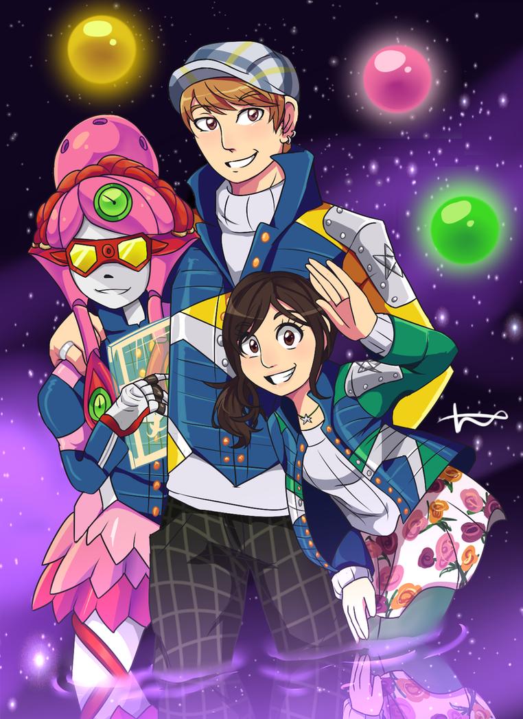 Cosmic Rebellion -Kyuranger- by HikaruNoMiraiW