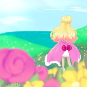 Primavera Cure Flora - Pretty Cure