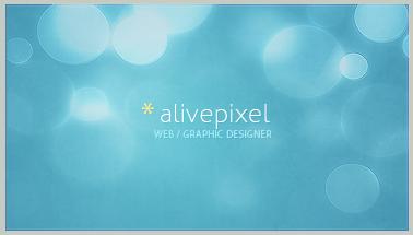 alivepixel's Profile Picture
