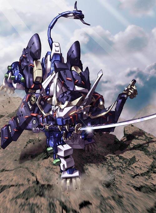 Liger Zero Alternate Armor Group by donyon ...