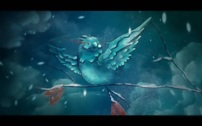 Little Chick Anivia by thefireis