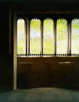 Castle window by thefireis